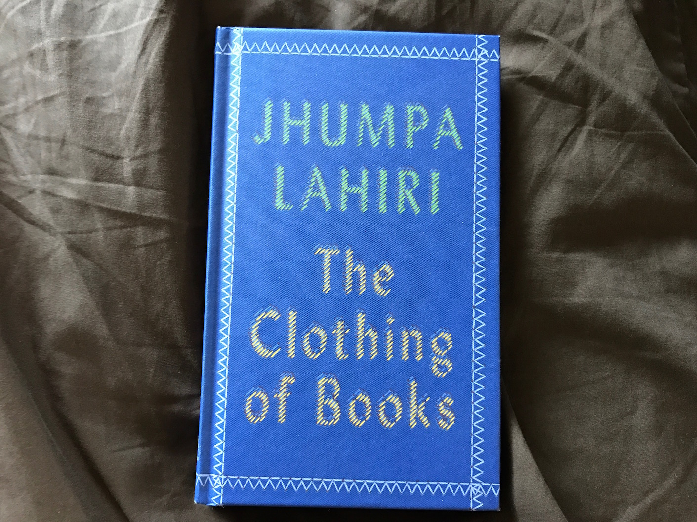 You are currently viewing The Clothing of Books…Judging a book by the cover?