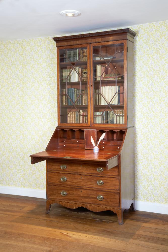 Rev. Austen's Bookcase