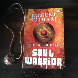 Falguni Kothari's Soul Warrior: A fantastical twist inspired by Mahabharata.