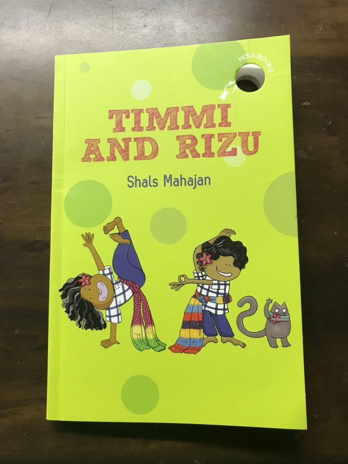 Timmi and Rizu by Shals Mahajan (Duckbill Books)