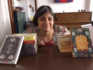 thriller for young adults by Shabnam Minwalla
