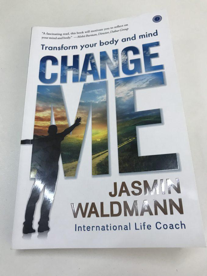 Change Me by Jasmin Waldmann: A journey towards holistic fitness.
