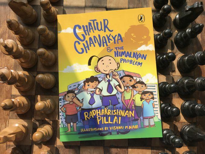 Chatur Chanakya and The Himalayan Problemby Radhakrishnan Pillai