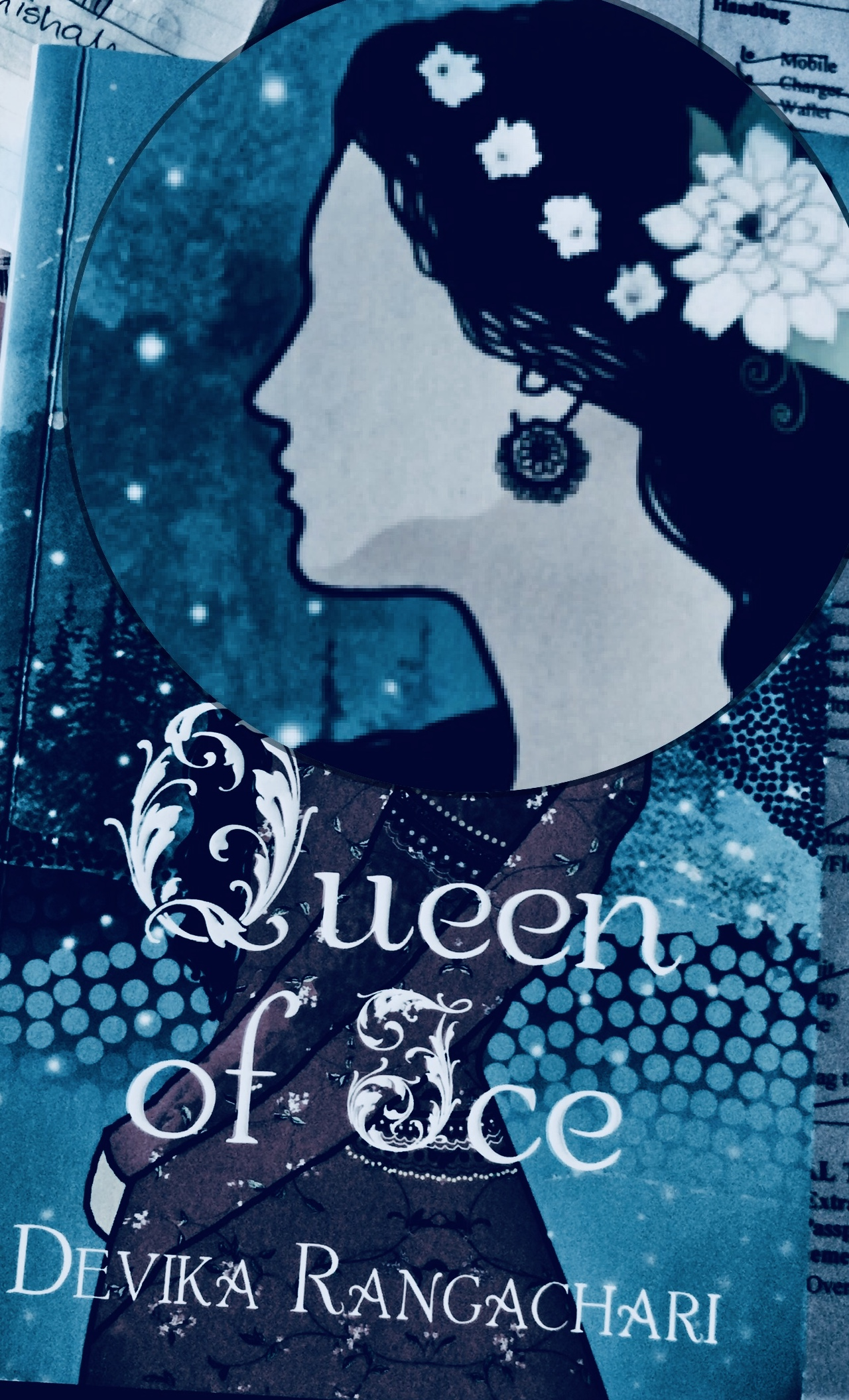 You are currently viewing Queen of Ice by Devika Rangachari
