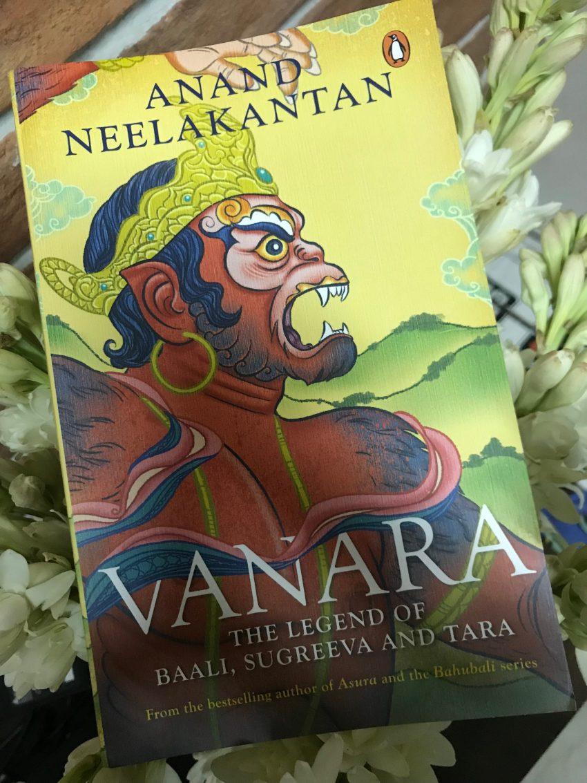 Vanara- The Legend of Sugreeva, Bali and Tara