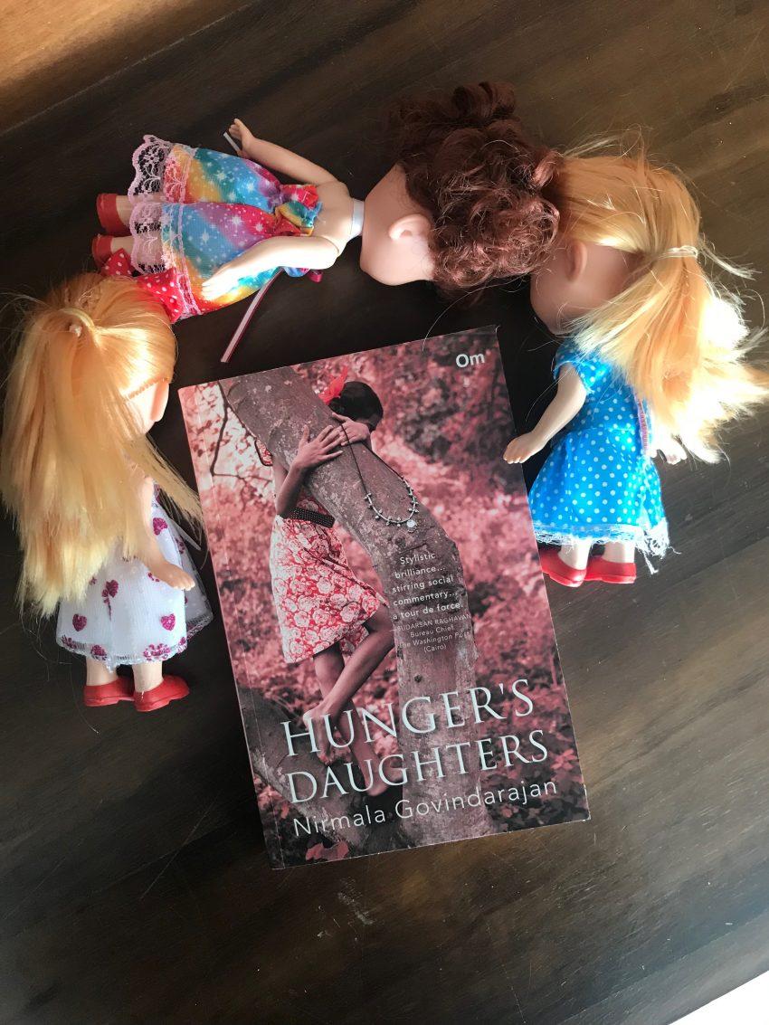 Of Broken Childhood Dreams and Lost Destiny: Hunger's Daughters by Nirmala Govindarajan