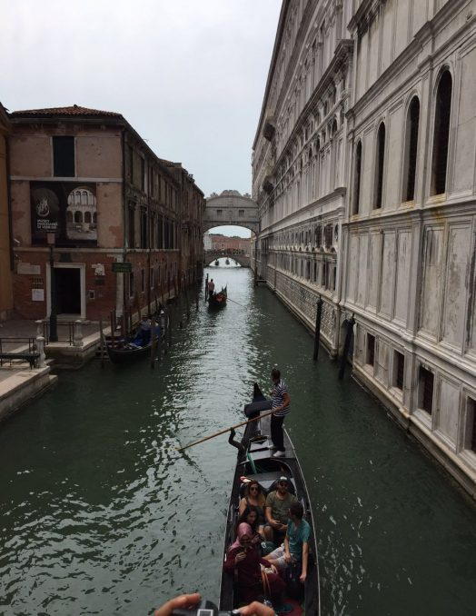 Booked in Venice- a Venetian tryst with books in tow