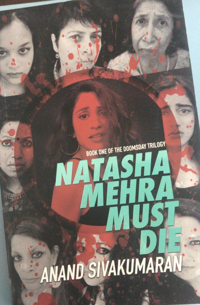 Natasha Mehra Must Die- a racy thriller by Anand Sivakumaran