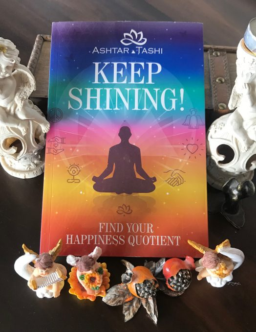 Keep Shinning by Ashtar Tashi
