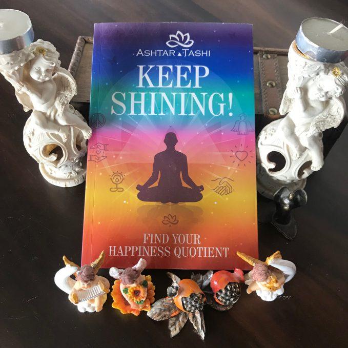 Keep Shinning by Ashtar Tashi