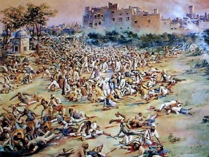 Jallianwala Bagh Massacre – a 100 years on