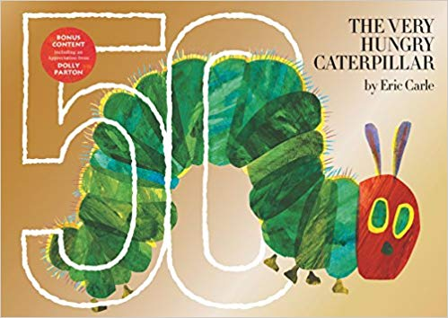 50 Years of The Very Hungry Caterpillar by Eric Carle