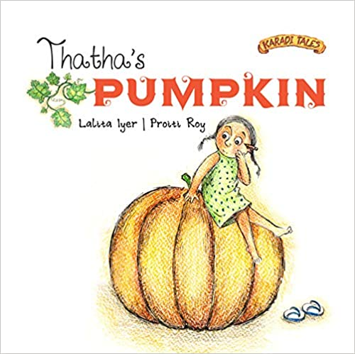 A heartwarming tale of sharing food and joy, and celebrating the little things in life. Thatha's Pumpkin appeals to all, but especially to the 3-7 year age group. A keepsake to treasure for years to come!