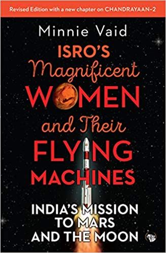 ISRO has set an example of how gender barriers can dissolve in science.