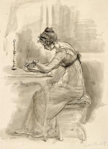 Jane Austen memorabilia