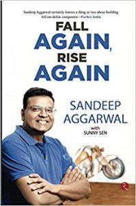 Fall Again, Rise Again by Sandeep Aggarwal