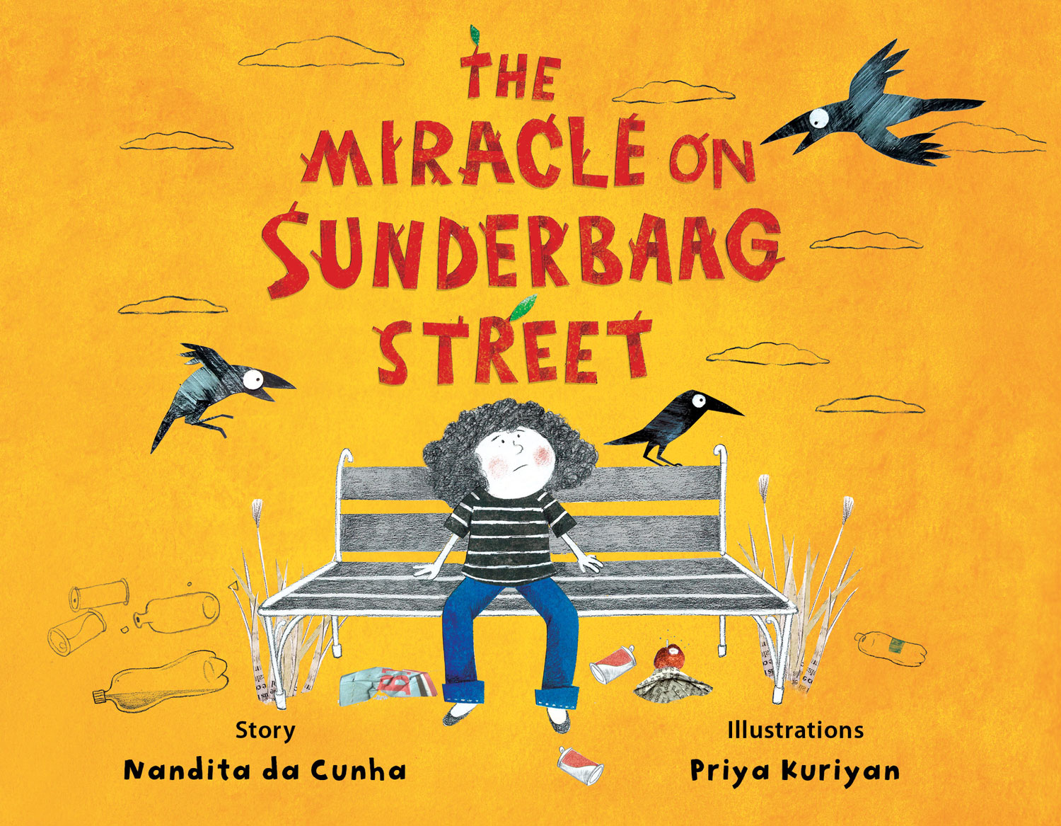 You are currently viewing 'The Miracle on Sunderbaag Street' by Nandita da Cunha