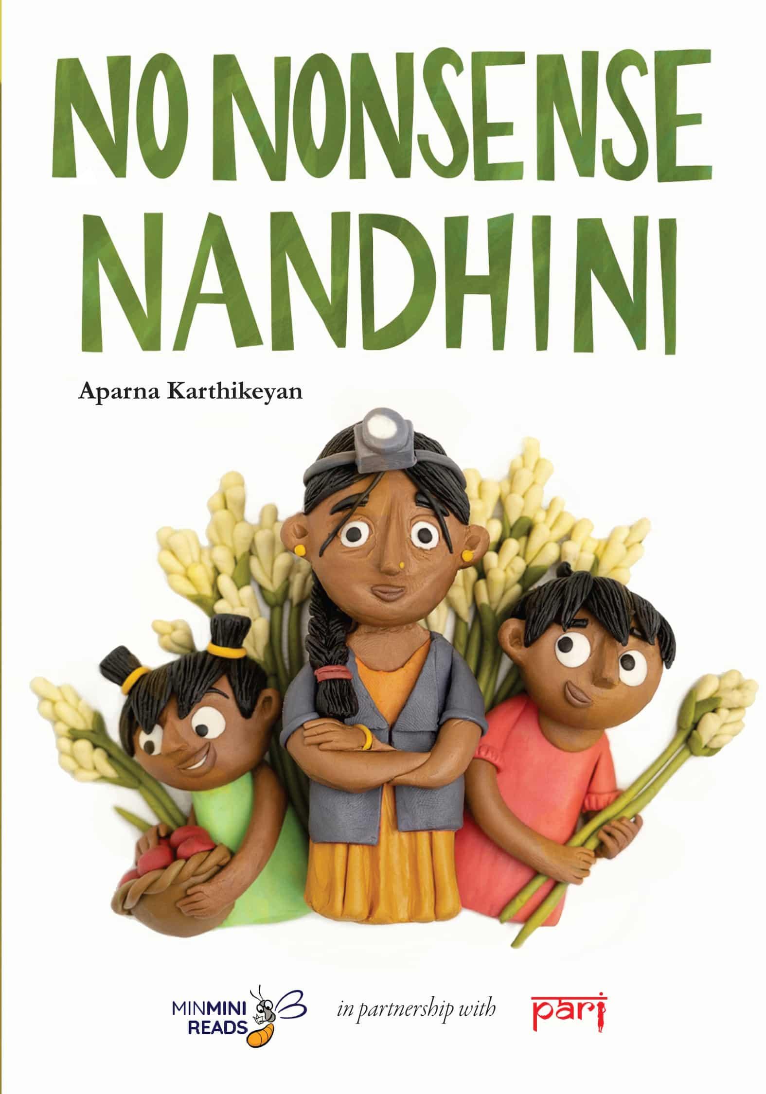 No Nonsense Nandhini by Aparna Karthikeyan