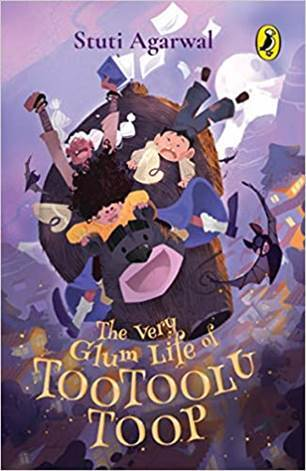 A fun fantasy adventure tale in an authentic magical world, peppered with humour. Follow the little witch Tootoolu Toop on her adventures in the non-magical world.
