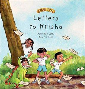 Read more about the article Letters to Krisha by Parinita Shetty and Sahitya Rani