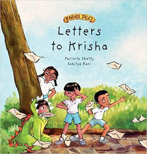 Letters to Krisha by Parinita Shetty and Sahitya Rani